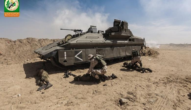 مسؤول اسرائيلي : حماس تبذل جهوداً لسحب الجيش الى عمق غزة