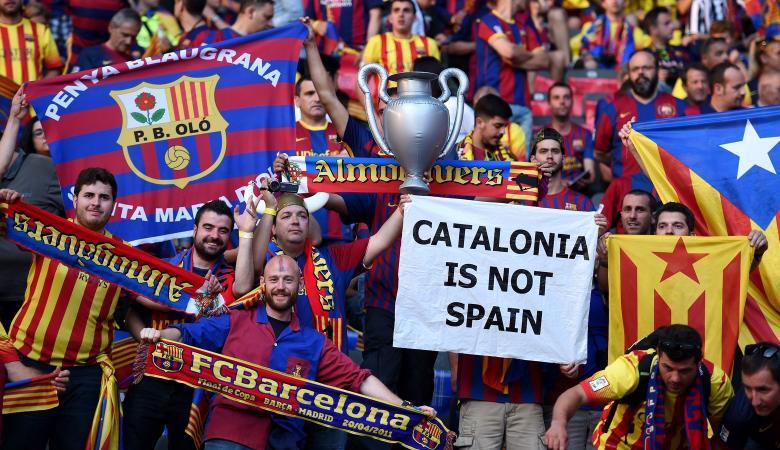"""بعد الاستقلال الرمزي.. برشلونة يتحدث عن مستقبله في """"الليغا"""""""
