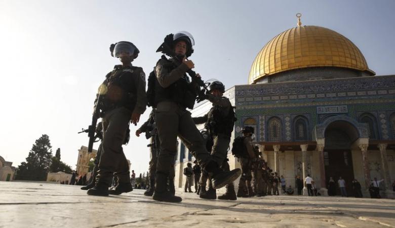"""الاردن تطالب """"اسرائيل """" بوقف التصعيد في الأقصى فوراً"""