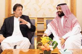 رئيس الوزراء الباكستاني يتوجه إلى إيران بطلب سعودي