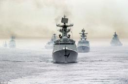 الدفاع الروسية: سفننا الضاربة وصلت السواحل السورية