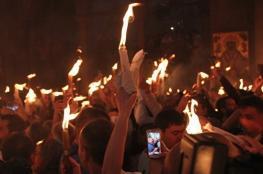 """تبرأت مستوطنين احرقوا كنيسة """"نياحة العذراء"""" في القدس"""