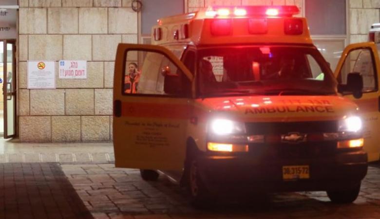 مسؤولة امن في مستشفى اسرائيلي كادت ان تقتل طفلا فلسطينيا