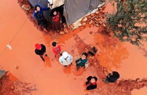 الشتاء يزيد من معاناة اللاجئيين السوريين