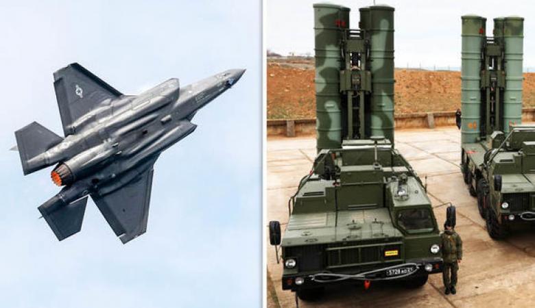 """اردوغان : سنستلم طائرات """"اف 35 """" وصفقة اس 400 مع روسيا لا رجعة عنها"""