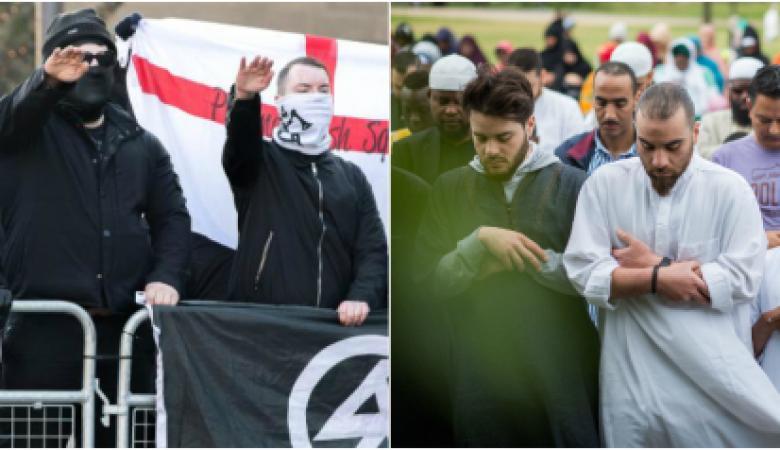 تفاصيل مخطط لضرب مسلمي بريطانيا