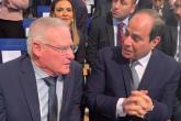 """رئيس الاستخبارات الاسرائيلي : """"تبادلت الذكريات"""" مع السيسي"""