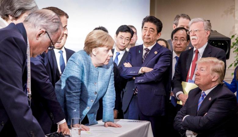 توتر العلاقات يتصاعد بين اوروبا واميركا