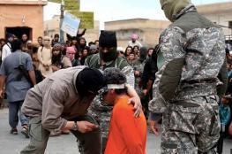"""داعش يعدم 32 مدنياً في الموصل بتهمة """"التخابر"""""""