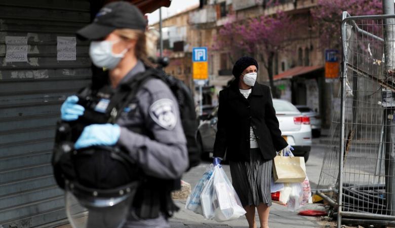 """""""إسرائيل"""" تصادق على تقييدات جديدة للحد من تفشي كورونا"""