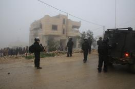 """الاحتلال يفجر منزل الأسير """"خليل جبارين """" في بلدة يطا جنوب الخليل"""