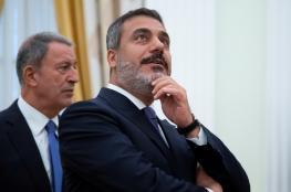 كاتب اسرائيلي يطالب باغتيال رئيس الاستخبارات التركي