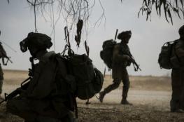 الجيش الاسرائيلي يبدأ تدريباً يحاكي معركة برية في غزة