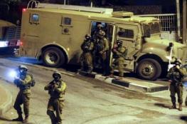 إصابة شاب برصاص قوات الاحتلال واعتقاله في تقوع ببيت لحم