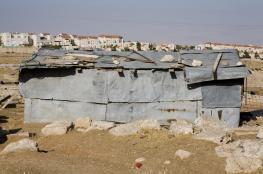 الحكومة : اخلاء بدو القدس سيعطل احياء عملية السلام
