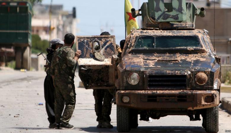 اميركا تقرر تسليح 60 ألف مقاتل كردي في سوريا