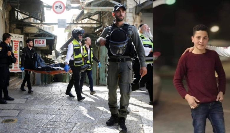 الاحتلال يعدم فتى فلسطيني خلال محاولته الوصول للصلاة في المسجد الأقصى