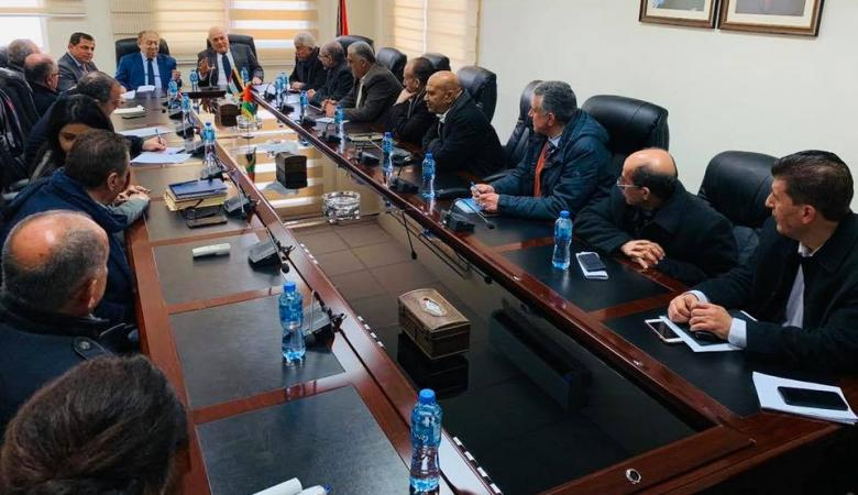 تفاصيل اجتماع وزيري المالية والاقتصاد مع ممثلي القطاع الخاص