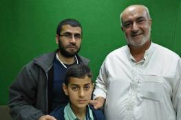 """براء 11 عاما ...أصغر حافظ للقرآن الكريم في """"قلقيلية """""""