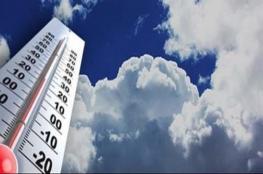 حالة الطقس: أجواء غائمة وفرصة ضعيفة لسقوط أمطار خفيفة
