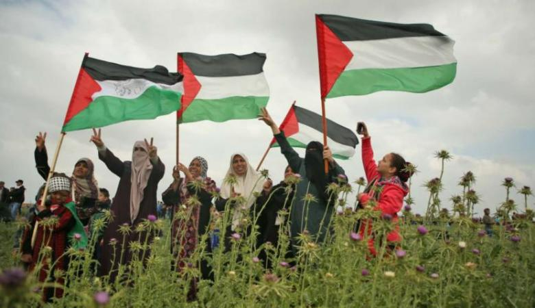 استعدادات في غزة للمشاركة في فعاليات مسيرات العودة