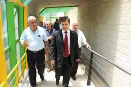 وزير الصحة :  ملتزمون بتسديد التزاماتنا لمستشفى المطلع