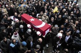 تركيا تعلن مقتل جندي واصابة 9 آخرين في سوريا
