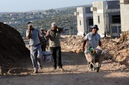 أكثر من 4 آلاف إصابة عمل في فلسطين خلال 2016