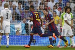 برشلونة يتلقى صفعة قوية قبيل مباراته النارية امام ريال مدريد