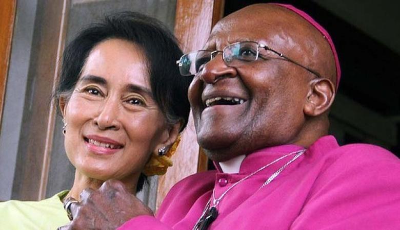 """هذا ما طلبته حفيدة """"غاندي """"  من زعيمة ميانمار لأجل مسلمي الروهينغا"""