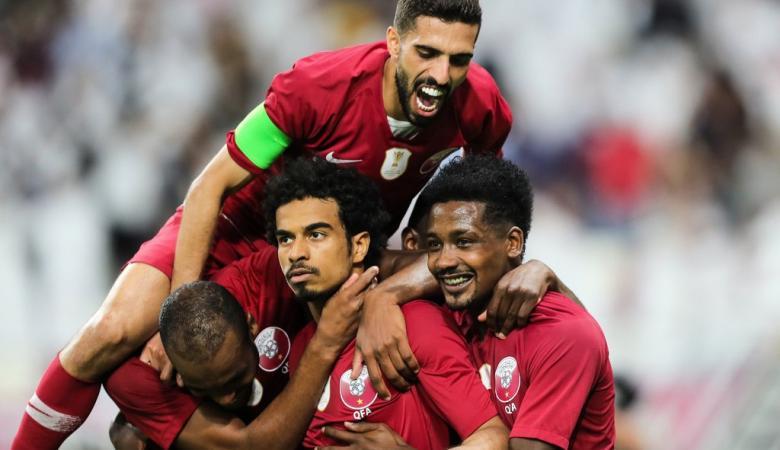 قطر تقصي الامارات من خليجي 24