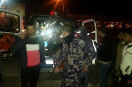 اصابة طفل ووالده بجراح متوسطة نتيجة تسريب غاز داخل منزلهم غرب بيت لحم