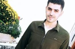وقفة إسناد للأسير المضرب عن الطعام عبد الرحمن شعيبات في بيت ساحور