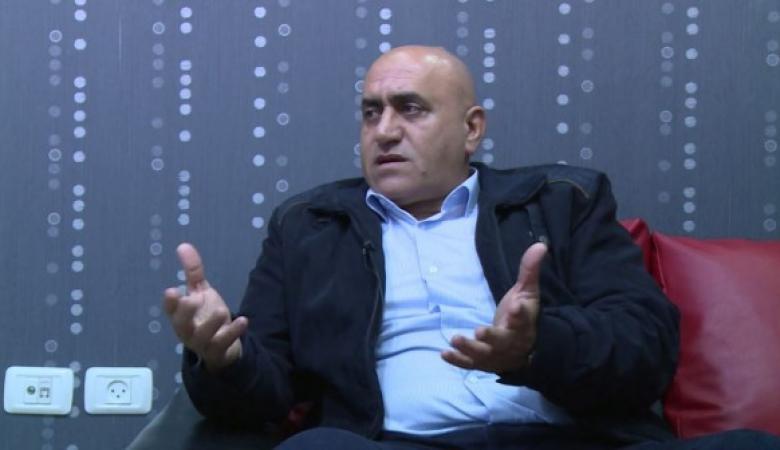"""الرجوب يهاجم حماس : """"لها خطوط مفتوحة مع اسرائيل """""""