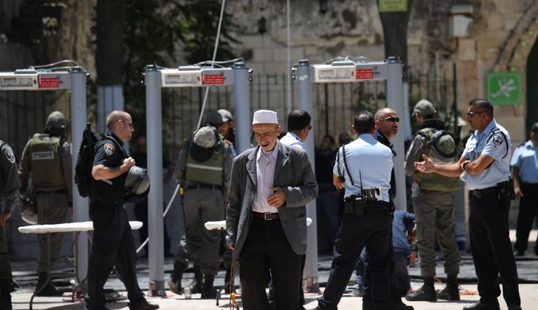الحكومة الفلسطينية : لا نعترف بالسيادة الاسرائيلية على الاقصى