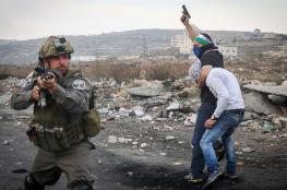 الاحتلال اعتقل 390 فلسطينياً خلال الشهر الماضي