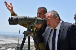 ليبرمان ينفي وجود قوات ايرانية في سوريا !
