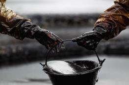 أسعار النفط تهوي الى أكبر خسارة يومية في خمسة أشهر