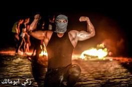 الارباك الليلي تهدد مستوطني غلاف غزة : عليكم الرحيل والا