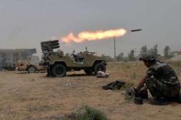 """التحالف الدولي يدعو الجيش العراقي والبشمركة الى التعاون للقضاء على """"داعش """""""
