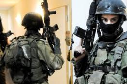 الاحتلال يبلغ عن نشاط عسكري له  في رام الله والبيرة هذه الليلة