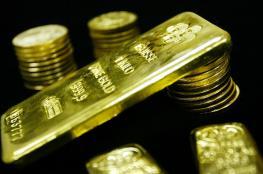 الذهب يهبط لأقل سعر منذ اسبوعين