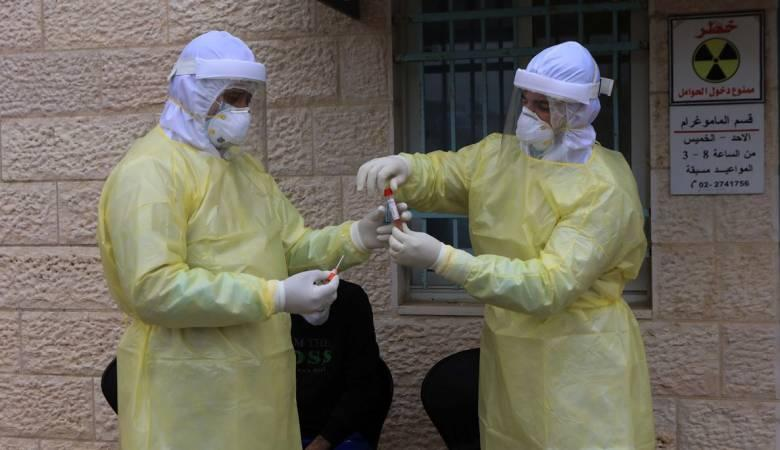 جنين : تسجيل 28 اصابة جديدة بفيروس كورونا