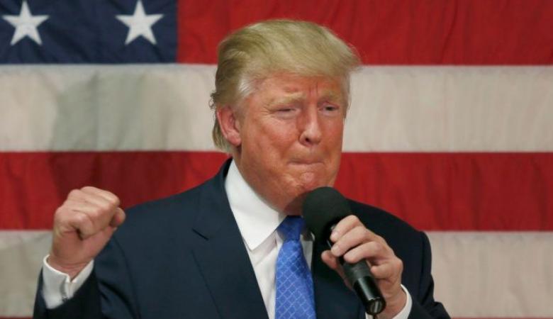 """ترامب للرئيس الجزائري : """"سنواصل محاربة الارهاب معا """""""