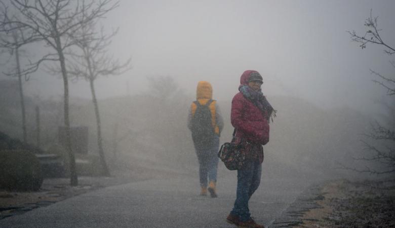 منخفض قطبي يصل فلسطين خلال ساعات ودرجات حرارة صفرية