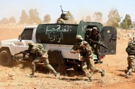 عشرات القتلى في اشتباكات دامية بين المعارضة والنظام قرب ادلب