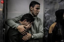 21 شهيدا جراء العدوان الاسرائيلي المستمر على غزة