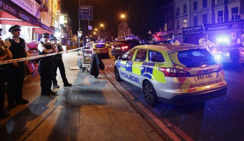 شرطة لندن تصف  الهجوم على المسجد بالعمل الأرهابي