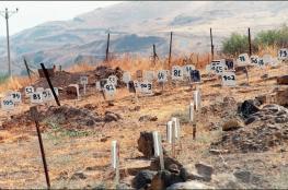 تقرير: 253 شهيدا في مقابر الأرقام