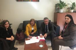 بنك فلسطين يوقع اتفاقية مع جامعة بيرزيت للتعاون المشترك في مجال التدريب